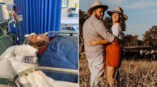The hidden danger that stopped 'horrifically' injured farmer from getting help