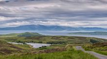 Porridge and prayer flags – introducing the tiny Scottish isle that became a Buddhist retreat