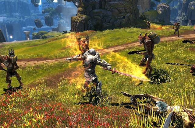 'Kingdoms of Amalur: Re-Reckoning' heads to Switch on March 16th