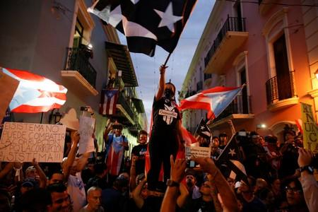 Puerto Rico Governor Rossello Won't Run for Re-Election, Resigns as Party Chief