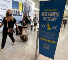 Heathrow boss urges Government to back 20-second coronavirus test
