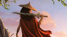 New Raya and the Last Dragon trailer finally reveals Awkwafina's dragon