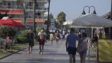Britische Spanien-Urlauber müssen in Quarantäne