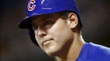 Anthony Rizzo responds to deadly shooting at his alma mater: 'please stay strong'