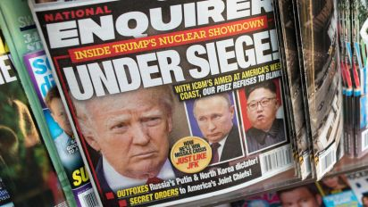 National Enquirer shredded Trump documents: Book