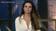 "Luiza Ambiel é eliminada e web comemora: ""Fora Bolsonaro"""