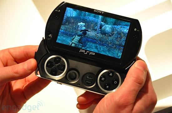 PSP Go price cut to $200 in the US and Japan
