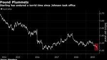 Pound Extends Miserable Run After Johnson Hands EU Ultimatum