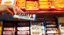 Hershey's tepid annual forecast overshadows quarterly profit beat