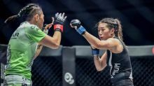 Angela Lee Welcomes New Year With Unfortunate Vandalism Incident at Family Gym