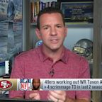 Rapoport: Why 49ers are pursuing Tavon Austin, J.J. Nelson in free agency