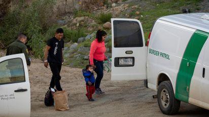 3rd migrant dies in Border Patrol custody