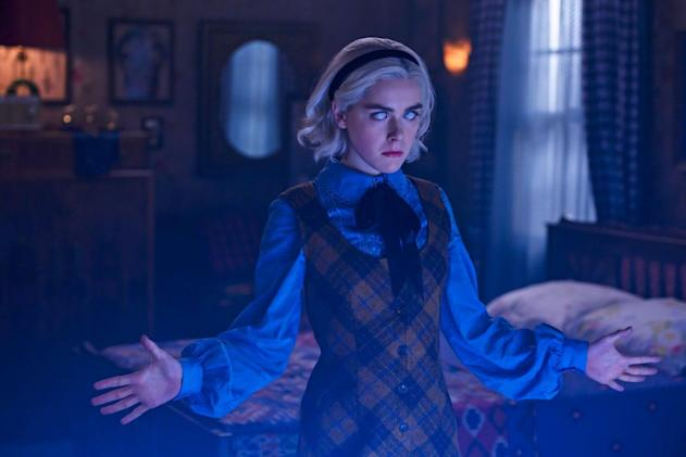 'Chilling Adventures of Sabrina' season 3 arrives January 24th