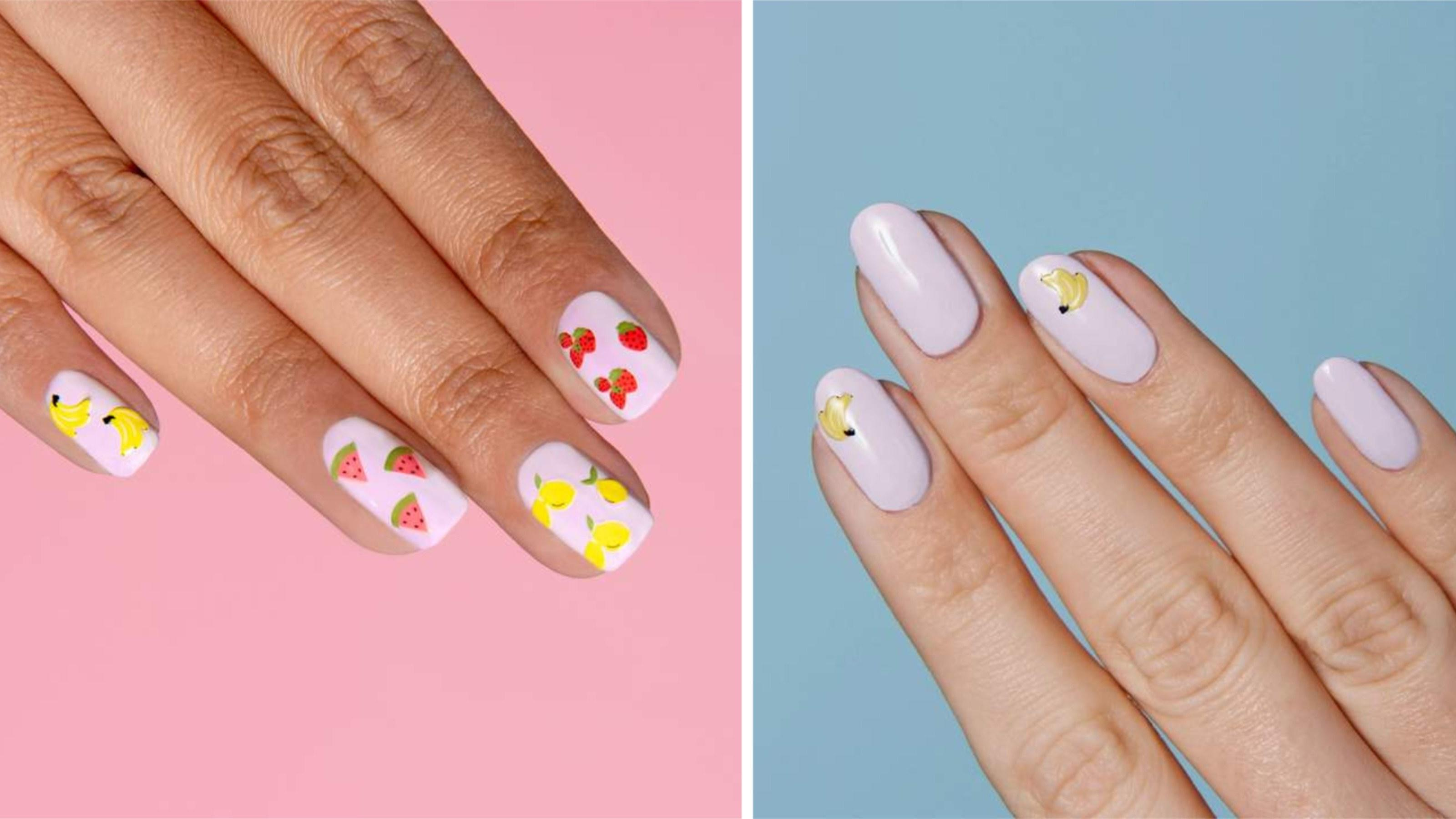 Fruit Nails' Are Trending, and They're Perfect for Summer
