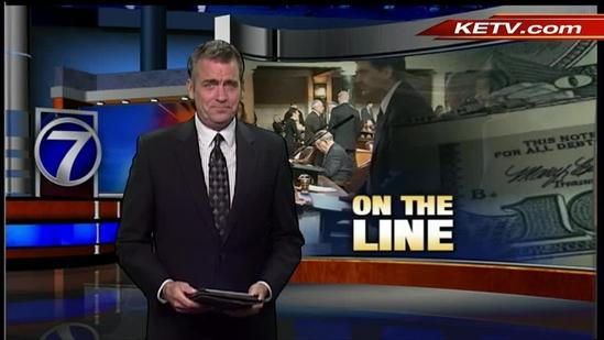 Gov. Heineman talks budget with KETV