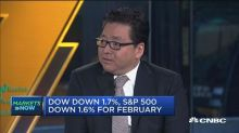 Struggling bitcoin will double by midyear, Wall Street's Tom Lee says