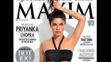 Maxim accused of whitewashing Priyanka Chopra's armpits