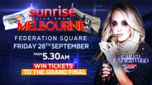 Sunrise AFL Grand Final Brekky Party
