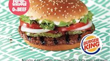 "Burger King Is Now ""Home of the Fake Meat Whopper"""