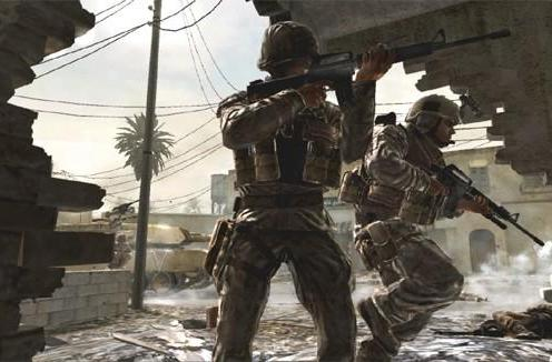 COD4 on the cheap on Steam this weekend