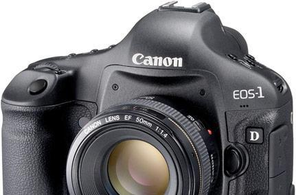 How would you change Canon's EOS-1D Mark IV DSLR?