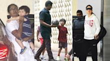 Spotted: Taimur, Azad Khan, Kareena Kapoor in and Around the City