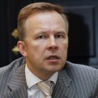 The Latest: Latvian central bank chief is released on bail