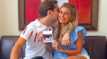 Dani Dyer announces she's expecting a baby with boyfriend Sammy Kimmence