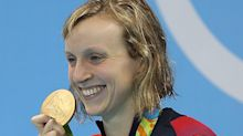 Medals? Records? No, Katie Ledecky's Real Career Turning Point Was a Broken Arm in Gym Class