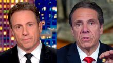 Chris Cuomo addresses brother's scandal: 'I cannot cover it because he's my brother'