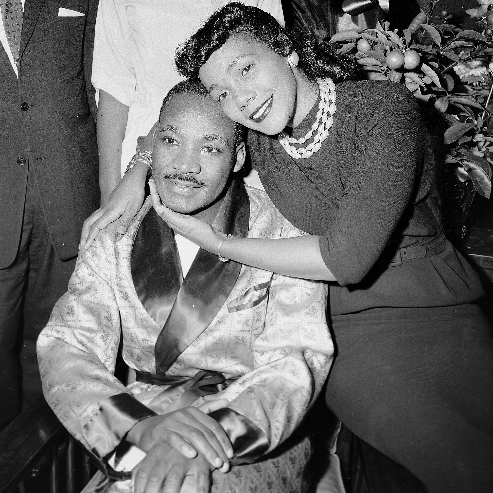 Coretta Scott King Was 'Architect' of Husband Martin ...