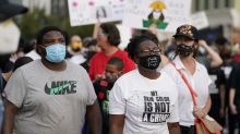 Breonna Taylor protests continue as Louisville under curfew