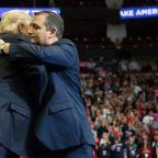'Beautiful Ted': Trump and Cruz bury the hatchet as midterm anxiety mounts