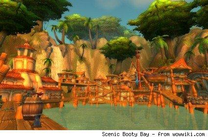 Breakfast Topic: Where would you go if you were a tourist in Azeroth?