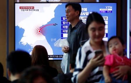 North Korea tests more missiles despite efforts at