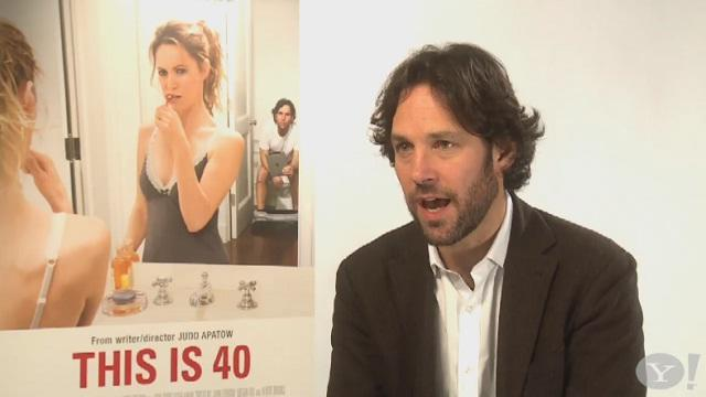 This Is 40 - Cast and Director Interview