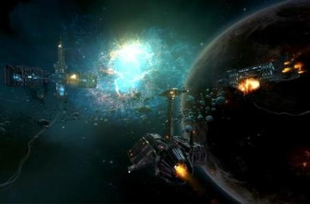Entropy lets players fight over star systems