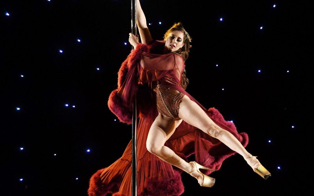 Pole dancing - AFP