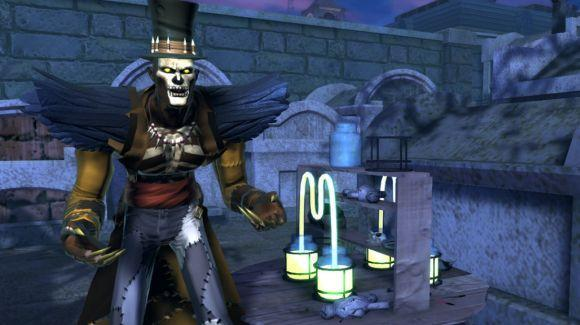 Shannon Posniewki talks level cap and mid-level content for Champions Online