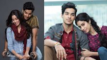 Jhanvi & Ishaan Turn on the Charm in the Poster of KJo's 'Dhadak'