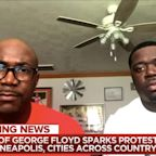 George Floyd's brother had a phone call with President Trump but said he 'didn't give me an opportunity to even speak'