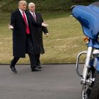 President Trump Defends Harley-Davidson, Slams EU Tariffs