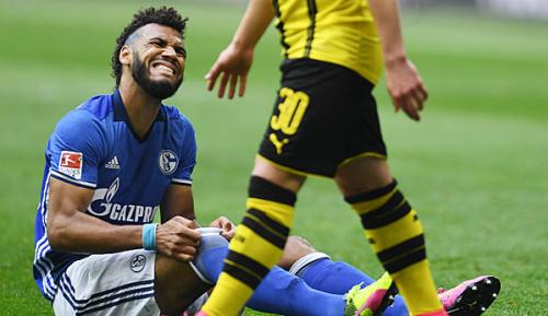 Europa League: Knieverletzung: Choupo-Moting fehlt Schalke in Amsterdam