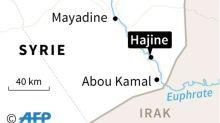 Nouveau revers pour l'EI chassé d'un de ses fiefs en Syrie