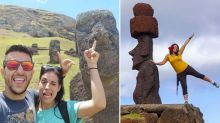 'Nothing humorous about it': Easter Island residents lash out at tourist trend