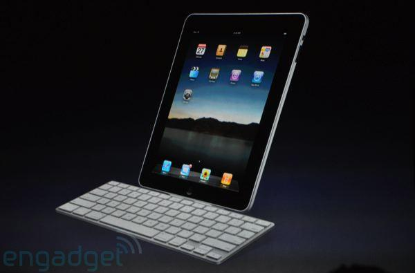 Apple announces keyboard dock for iPad