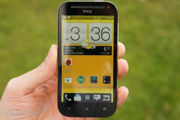 HTC One SV review: a middleweight performer that's not just a pretty face