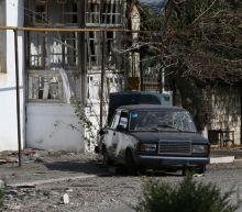 U.S. urges diplomacy as Nagorno-Karabakh fighting rages