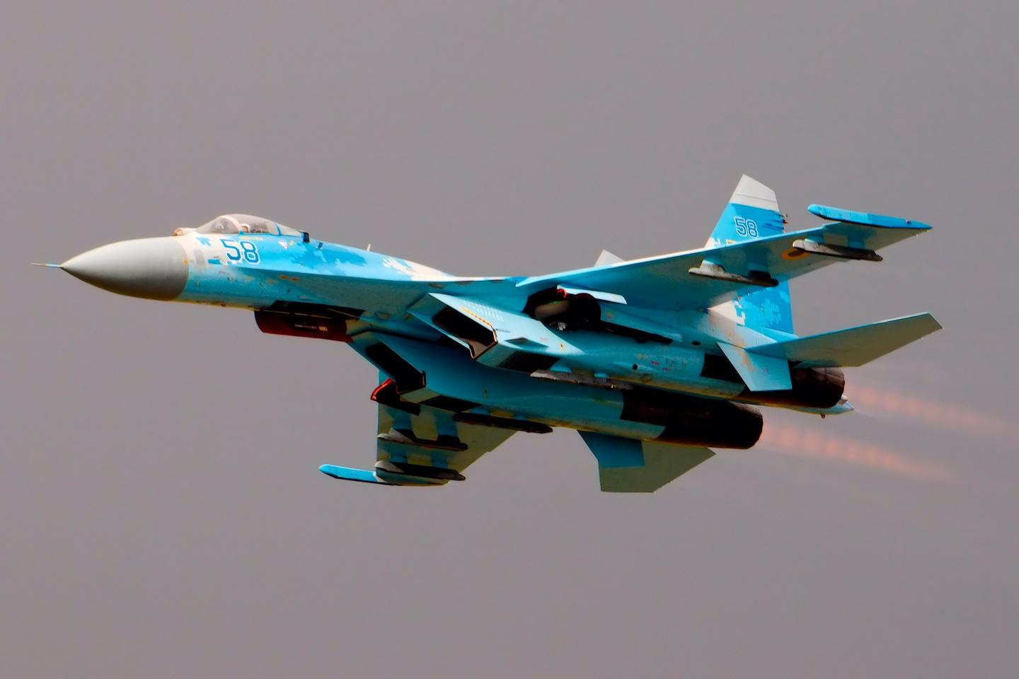 su27 this plane could start a war between russia and nato