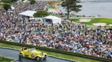 Welcome to Pebble Beach, the world's most respected classic car show